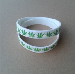 Wholesale Custom Rubber Wristbands Wholesale - 100pcs custom one color print texts & logo rubber wristbands P11128 silicone bracelet for events & promotion gift