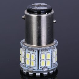 Wholesale Xenon 1157 Bulb - 1156 1157 1206 3020 SMD 50 Led Car Light BAY15D P21 5W Auto Brake Light Bulb Lamps Xenon for ford Car Styling White Free Shipping