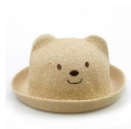 Wholesale Garden Hats - new coming 2018 fashion hats caps for kids free shipping good quality