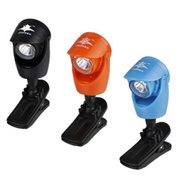 Wholesale Small Night Light Lamps - Wholesale-2015 Manufacturers selling the new lamp LED mini light clip to book a night light Creative reading LED small night light
