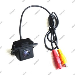 Wholesale Outlander Camera - HD Wide Angle Car Rear View Special Camera Reverse Rearview Backup Color parking Camera for Mitsubishi Outlander 2013