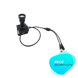 Wholesale Effio P Mini - 50mm Lens WDR HD 700TVL SONY CCD EFFIO-P OSD Mini Camera 10 pcs lot