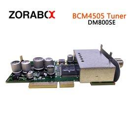 Wholesale Tuner Satellite - Top BCM4505 Tuner DVB-S2 For Satellite Receiver DVB800se Sunray800se 800se V2 BCM 4505 DVB-S2 Signal Search