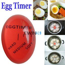 Wholesale Hard Boiled - Prefect Egg Timer Adjustable Soft Medium Hard 3Rates boiled Egg Cooking Tool New and Hot Selling