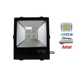Wholesale High Powered Led Floodlight - new hot 2016 Cree XPE led floodlights Warranty 5 years high power 30w 50w 70w 100w 120w 150w 200w Waterproof IP65 led floodlight