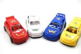 Wholesale Cars Discount Toys - 2014 Hot Sale White Red Blue Juguetes Scale Models Brinquedos free Shipping New Style Baby 4 Colors Discount Children Toy 4212