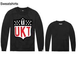 Wholesale Brand Named Hops - Wholesale-Unkut sweatshirts pulls pullover hip hop sweats 2016 fashion brand name hip-hop hoodie mens sports sweats free shipping fashion