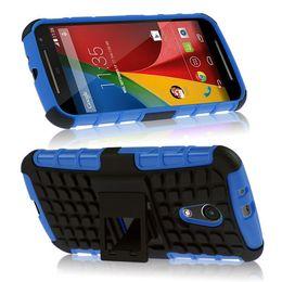 2016 nouveaux cas de téléphone pour Motorola G2 XT1063 / Moto G 2nd Gen Heavy Duty impact dur hybride Armure Cover Case antichoc ? partir de fabricateur