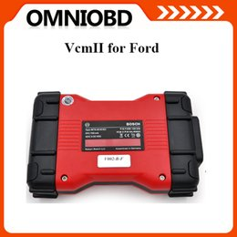 Wholesale Vcm Ii - Hot selling! F0rd VCM II For F0rd VCM 2 VCM2 IDS Diagnostic Tool With carton Box free shipping