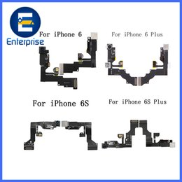 Wholesale Camera Repair Parts - Best Quality Original Brand New For iPhone6 iphone6S Front Camera Flex Cable For iPhone 6 iphone 6S Plus Repair Part Lifetime Warranty