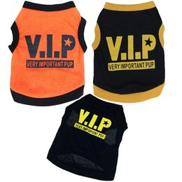 Wholesale Dresses Vip - Free shipping VIP Style Cotton Dog Shirt (XS-L, Black),Dog Clothes,Dog Shirt,Dog dress,pet apparel free shipping