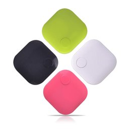 Wholesale Mini Reminder Alarm - Gsm Alarm System Candle New Itag Bluetooth Tracker Key Finder Locator Anti-lost Alarm Pet Wallet Luggage Mini Gps Lost Reminder 4 Colors