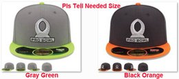 Wholesale Mens Cap Sizes - 2015 New Arrivals Pro Bowl Fitted Caps Top Quality NF Brand Baseball Football Cap 100% Cotton Mens Size Hats, Free Shipping