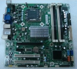 Wholesale Lga775 Motherboards Ddr3 - Wholesale-Free Shipping 587302-001 581499-001 LGA775 DDR3 G45 Desktop Motherboard For Pro 3000 3010 3080 Tested Working