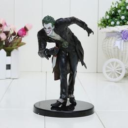 2019 juguete de articulaciones 14 cm The Joker articulaciones móviles PVC figura de acción modelo de colección juguete clásico juguete rebajas juguete de articulaciones