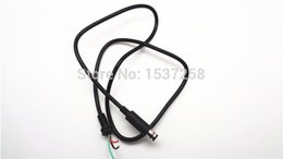 Wholesale Power Supply Game - Wholesale-Power Wire Cable Extension For Xbox 360 For Game Console Power Supply Wire For Microsolf Adapter Cable Black Shell Color