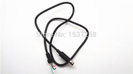 Stromversorgungskabel online-Wholesale-Power Wire Kabelverlängerung Für Xbox 360 Für Spielkonsole Netzteil Draht Für Microsols Adapter Kabel Schwarz Shell Farbe