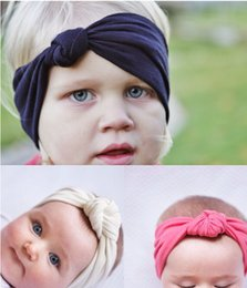 Wholesale Hair Braid Head Free Shipping - Amazing Fashion headband Celtic Knot Headband Baby Head wrap, Braid Turban headband hair accessory Free shipping