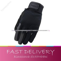 Wholesale Brand New Blackhawk GLOVE Hot Ops Ventilated Hot Weather Full finger Gloves For men MDBK Size M XL