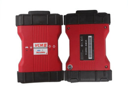 Wholesale Oem Vcm Ii - 2014 New Arrial High Quality Ford VCM II IDS V90 OEM Level Diagnostic Tool support 2013 ford vehicles OBD2 Scanner VCM2 DHL Free Shipping