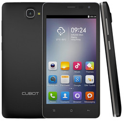 Wholesale Cubot Unlocked Phones - Cubot S168 5.0 inch 3G QHD IPS MTK6582 Quad Core Android Smartphone 1GB RAM 8GB ROM WiFi GPS Android 4.4.2 Kitkat Unlocked Phones DHL YEYS