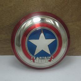 capitán de américa de la media Rebajas Hebilla de cinturón BuckleHome Capitán América con acabado en plata FP-01728 con envío continuo continuo