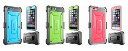 Wholesale Unicorn Beetle Series Iphone - Unicorn Beetle PRO Series Supcase Robot Case Heavy Duty Rugged TPU PC protective cover for iphone 6 6 plus samsung Galaxy S6 edge