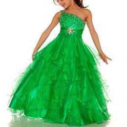 One Ball Gown-parole longueur Net Baby Girl fête d'anniversaire de noël princesse robes enfants fille robes de fête fleur fille ? partir de fabricateur