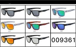 Wholesale Cheap Branded Sunglasses - Cheap Brand Sunglasses for men and women Shades Sun glasses Women Reflective Coating Square Sun Glasses Man 8 colors sun glasses 009361