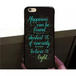 Wholesale Hard Maps - Hard PC Case Cover Harry Potter Marauders Map Design Style For iPhone 5 6 6S 6 6S Plus