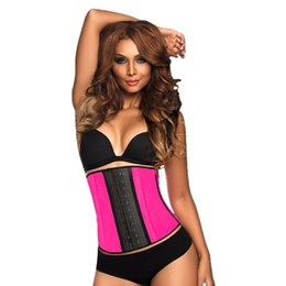 Wholesale Xs Model Hot - Wholesale-SA-20 hot shapers Foreign trade explosion models in Europe and America reinforced rubber corset Plus size corset