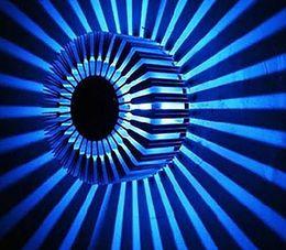 Lampes à tournesol en Ligne-Tournesol LED lampe de scène RGB Applique murale Kara OK KTV bars cérémonie de mariage rassemblements de famille Party décoration AC90-260V livraison gratuite