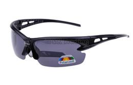 2019 поляризованные солнцезащитные очки 10 шт. Бесплатная доставка поляризованные солнцезащитные очки для мужчин половина кадра пластиковые солнцезащитные очки мужские спортивные очки UV400 скидка поляризованные солнцезащитные очки