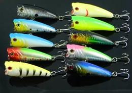 Wholesale Bulk Lures - Bulk bionic bait Fishing Lures Minnow lures hard bait fishing tackle 6CM 7G 10 colors offer