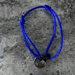 платиновые браслеты для мужчин Скидка Высокое качество розовое золото манжеты веревка серебряный Шарм браслеты из нержавеющей стали ювелирные изделия Марка любовь браслеты браслеты для женщин мужчины Pulseiras