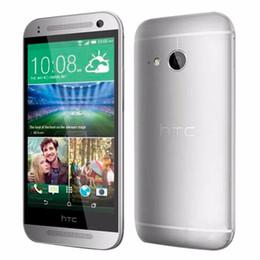 Unlocked android 4.4 online-Refurbished Original HTC One Mini 2 M8 Mini entsperrt Telefon 1 GB / 16 GB RAM 4,5 Zoll 13MP Android 4.4 Qualcomm Snapdragon 400