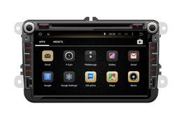 Wholesale Dvd Octavia - Android 7.1 Car DVD Player GPS Navigation for Skoda Octavia Fabia Superb w  Radio BT USB AUX Audio Stereo 4Core CPU