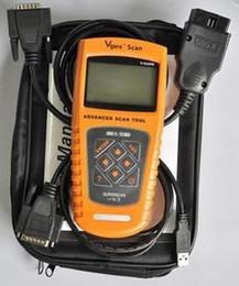 Wholesale Obd2 Vag Code Reader - High quality VS600 Vgate Scan OBD2 Live PCM Data Code Reader Scanner to easily diagnose engine problems