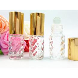 Wholesale Mini Perfume Bottle Sprayers - Empty MINI Glass Perfume Bottle 4ml Cute Perfume Atomizer Sprayer Bottle Promotion Makeup Containers HOT Sale DC763
