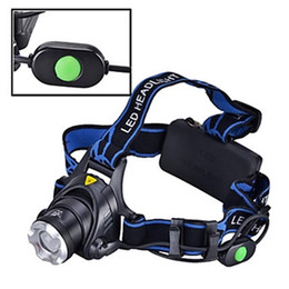 Wholesale Cree Fire - Alone Fire HP88 Headlight Cree XM-L T6 LED 2000LM Zoom led Headlamp for 1 2 x18650
