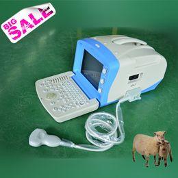 Wholesale Veterinary Portable Ultrasound - Portable veterinary Ultrasound Scanner Machine, free shipping hot sale cheap price animal ultrasound,vet ultrasound, veterinary ultrasound