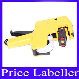 Wholesale Tags Labels Free - price labeller Label & Tag Guns MOQ=1 free shipping