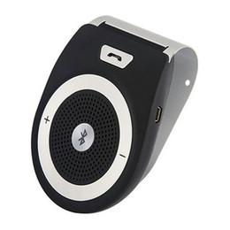 Yeni T821 Bluetooth Araç Kiti Mikrofon Bluetooth Hoparlör Hands Free Hoparlör Müzik Çalar Araba Mp3 Samsung iPhone Için Ücretsiz Kargo supplier bluetooth hands free speakerphone car kit nereden bluetooth eller serbest hoparlör araç kiti tedarikçiler