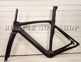 Wholesale 55cm road bike - In 2018 HOT SALE model XR4 carbon road bike frame T1000 full carbon road fiber bicycle frameset