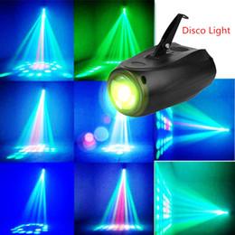 Wholesale Mini Beam Laser Light - Wholesale-FREE SHIPPING MINI Laser Projector 64pcs 10W DJ Disco Light DMX RGBW Stage Lighting Effect Par Led Moving Beam for party dancing