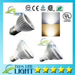 Wholesale Par38 Led 36w - Dimmable Led bulb spotlight par38 par30 par20 85-240V 12W 24W 36W E27 par 20 30 38 LED Lighting Spot Lamp light downlight 20