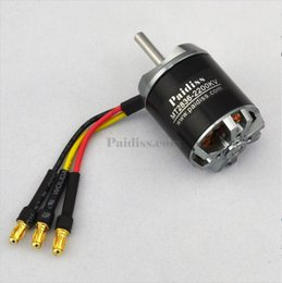 Wholesale Brushless Motor Freeship - Paidiss MT2836 Series2200KV High-Powered Brushless Outrunner Motor with MT28 Accessories package