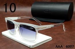 Wholesale Metal Frame Polarized Sunglasses - Brand Cazals 6007 Sun Glasses Fashion Sunglasses Vintage Polarized Glasses For Men Women Tide Metal Frames Oversized Lens Frame Eyewear