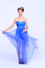 Wholesale Dr Prom - Free shipping 2015 classic short paragraph Bra-style beautiful girl prom dress free tailor-made colors can be customized Chaozhou evening dr
