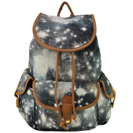 Wholesale Cheap Backpacks For Men - Wholesale-GAINA 2015 Cheap Fashion Backpacks For Women Travel Using Designer Leather Backpacks For Teenage Girls Canvas Backpack A307A